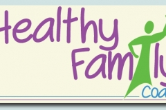 The Healthy Family Coach banner